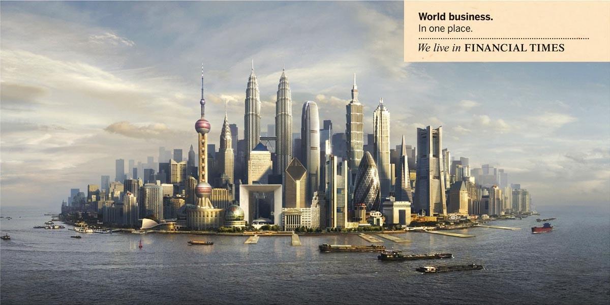 Des villes au cœur de la mondialisation
