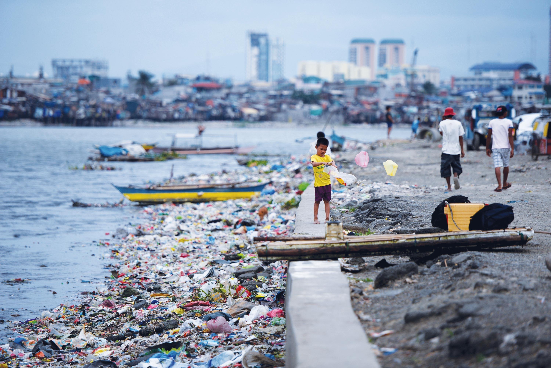<stamp theme='his-green2'>Doc. 5</stamp> Des littoraux de plus en plus urbanisés et pollués