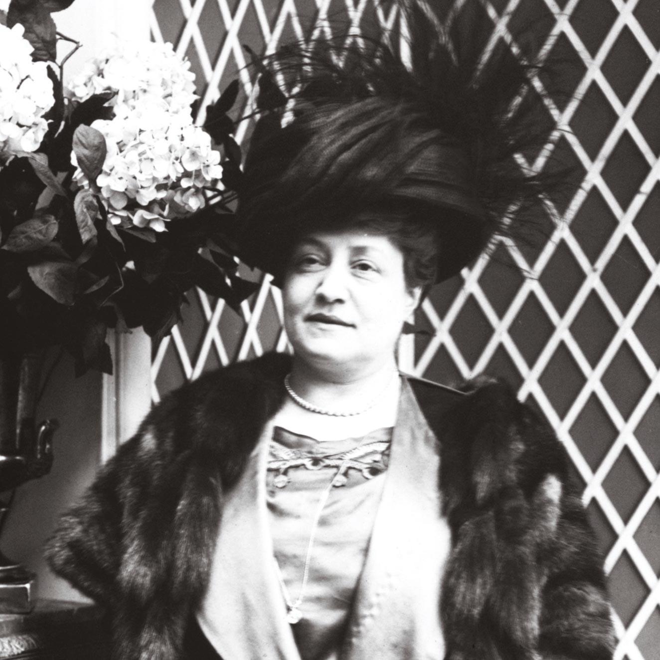 Marguerite Durand (1864-1936)