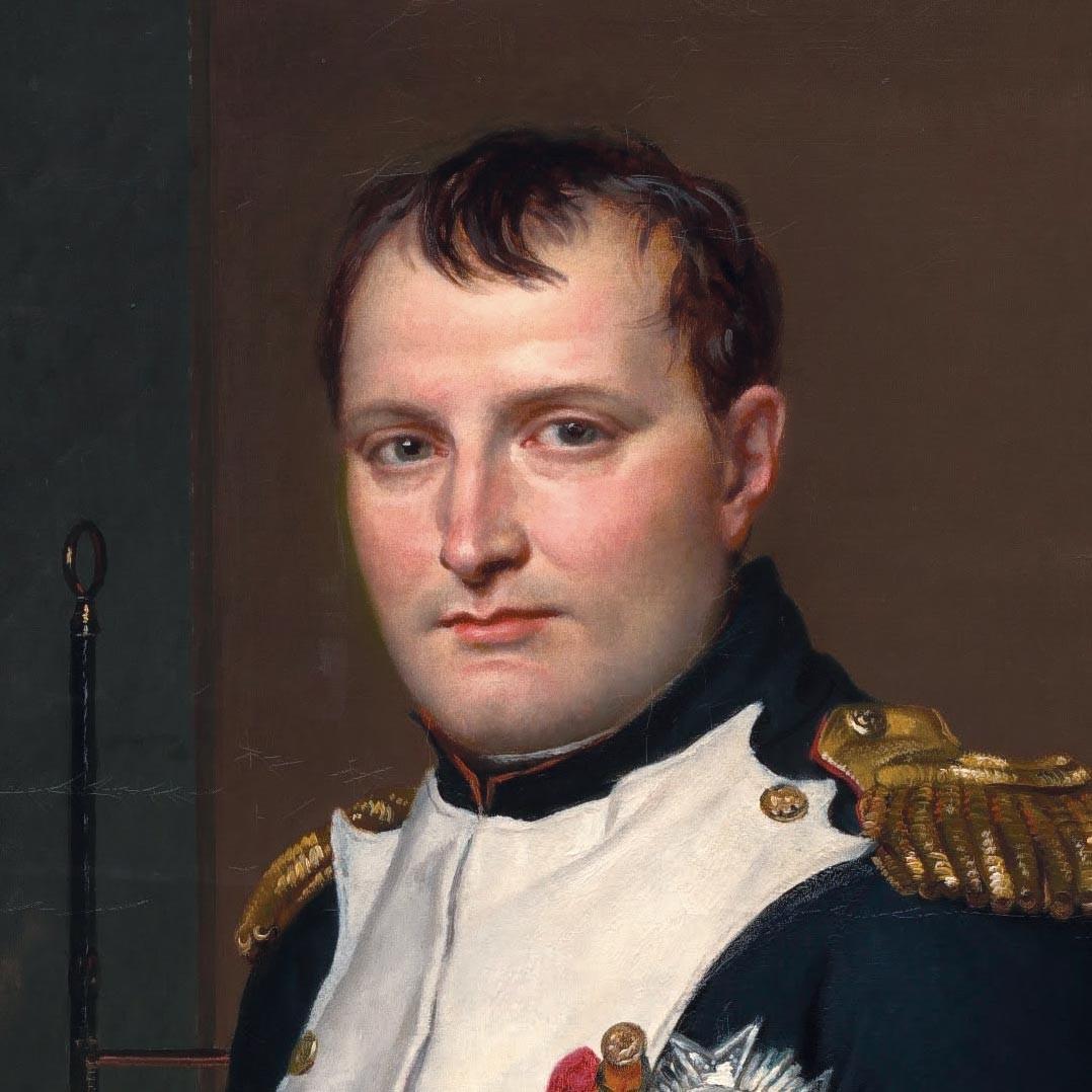 <stamp theme='his-green2'>Doc. 2</stamp> Napoléon Ier (1769-1821)