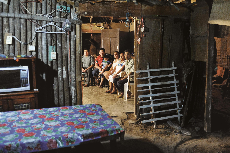Les conditions de vie des travailleurs mayas