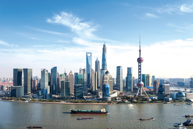 <stamp theme='his-green2'>Doc. 2</stamp> Le quartier de Pudong à Shanghai