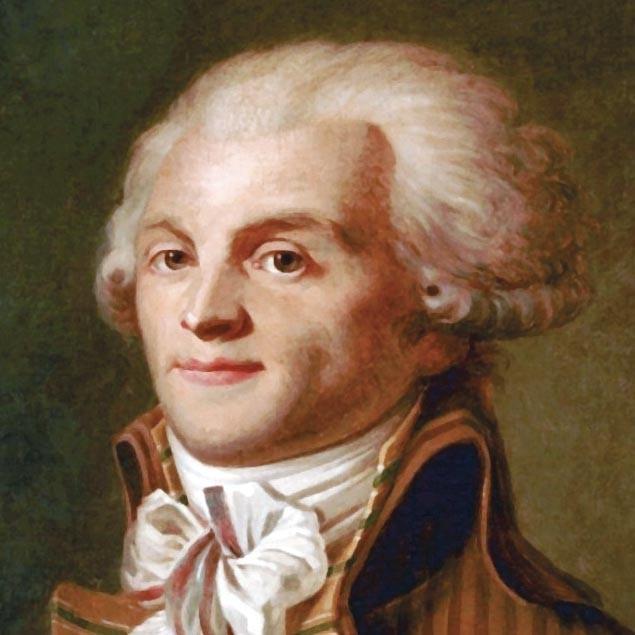 <stamp theme='his-green2'>Doc. 4</stamp> La Terreur pour sauver la République, selon Robespierre