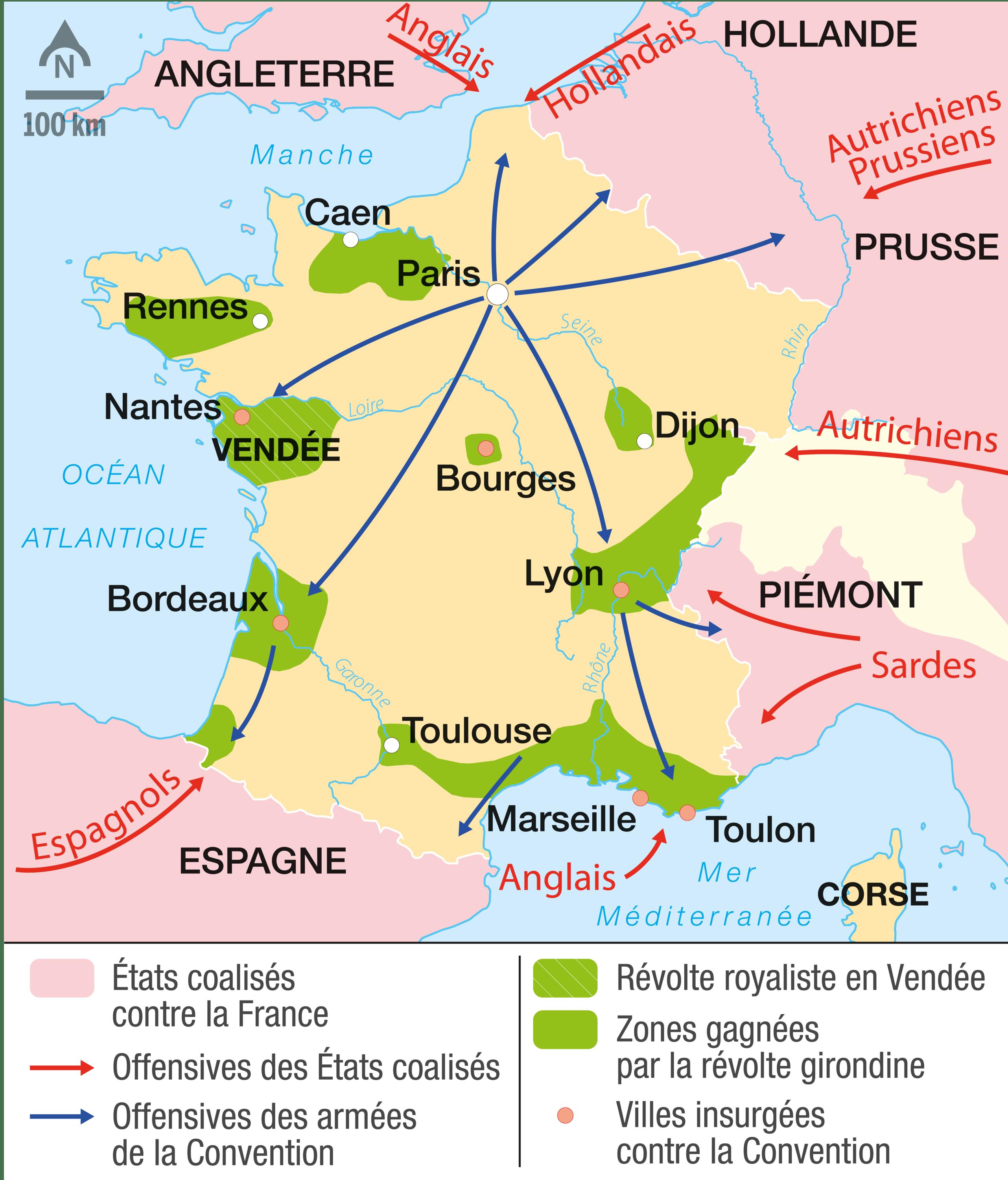 La République en danger (1792-1794)