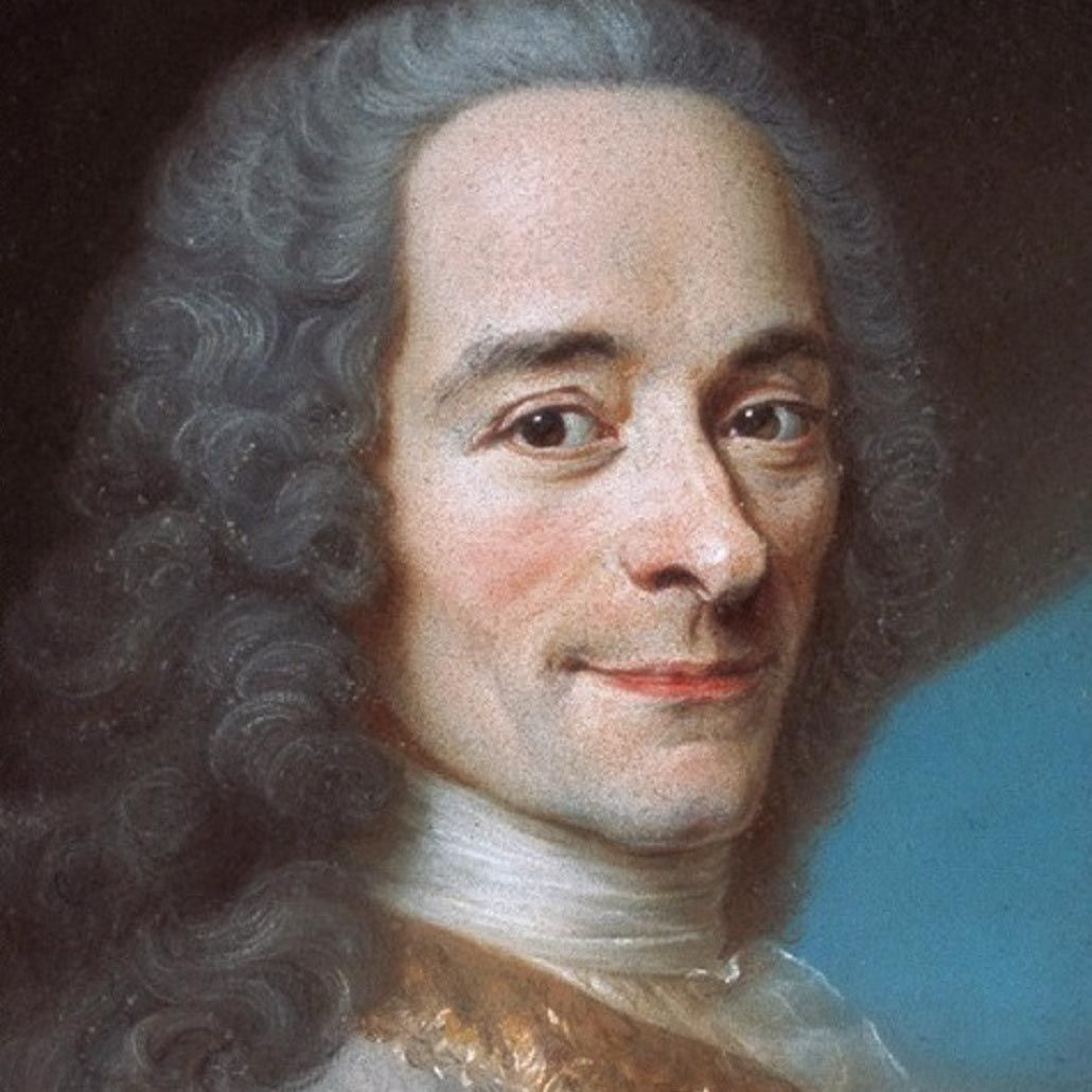 <stamp theme='his-green2'>Doc. 5</stamp> Voltaire (1694-1778)