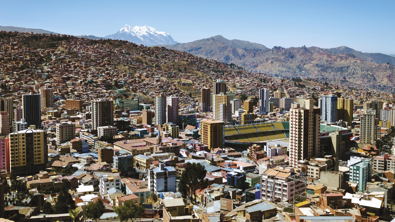 <stamp theme='his-green2'>Doc. 1</stamp> Une grande agglomération en Amérique du Sud