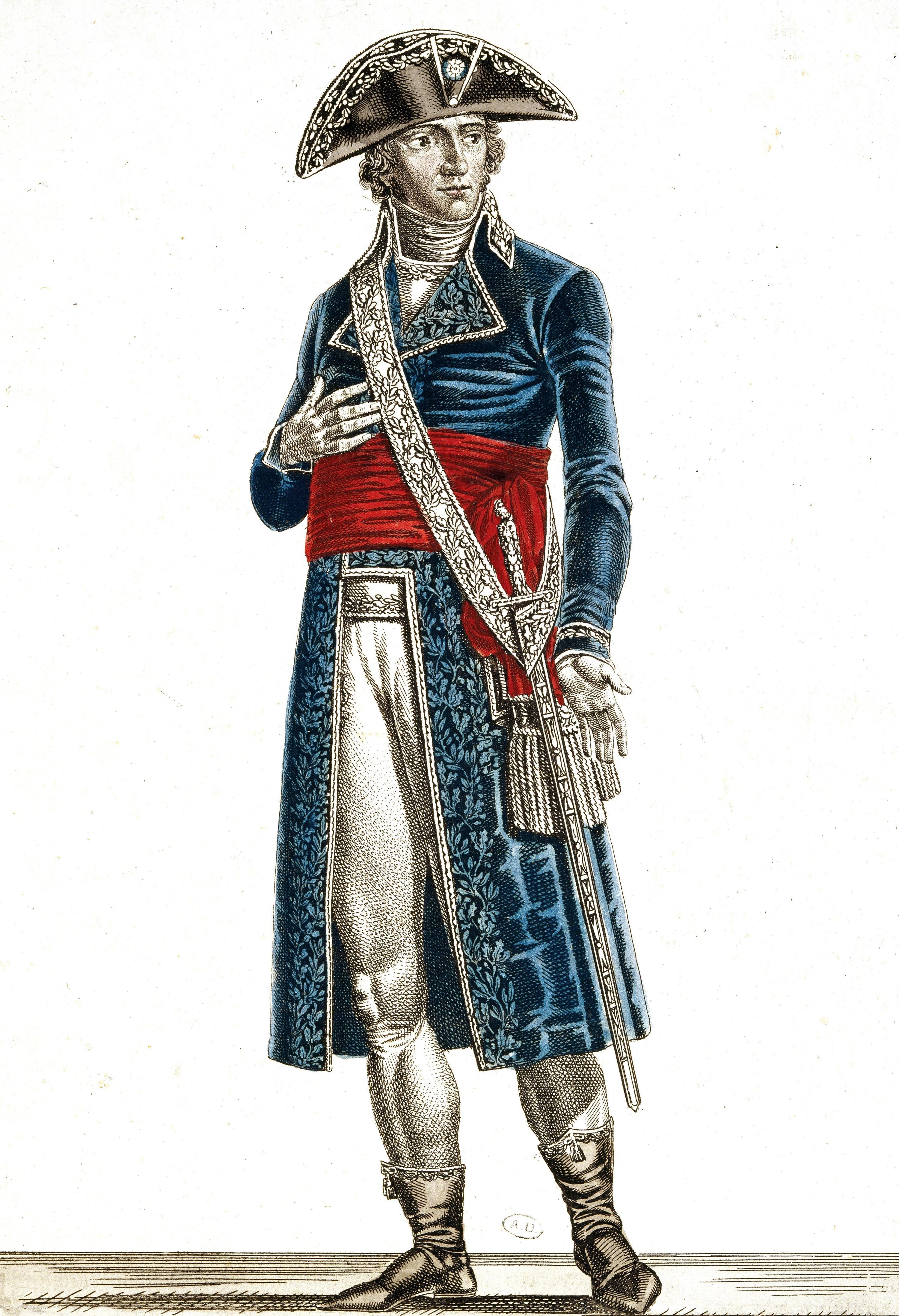 <stamp theme='his-green2'>Doc. 3</stamp> Un préfet en 1801
