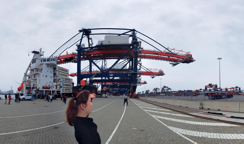 Terminal Maasvlakte