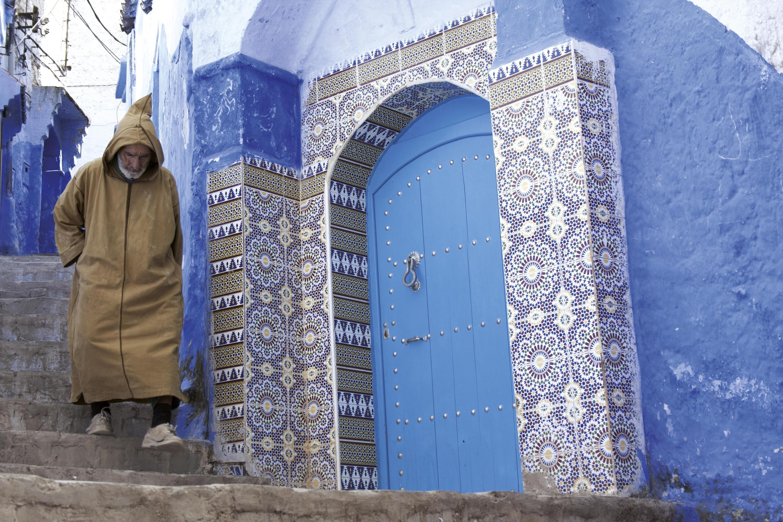 Médina de Chefcaouen, Maroc