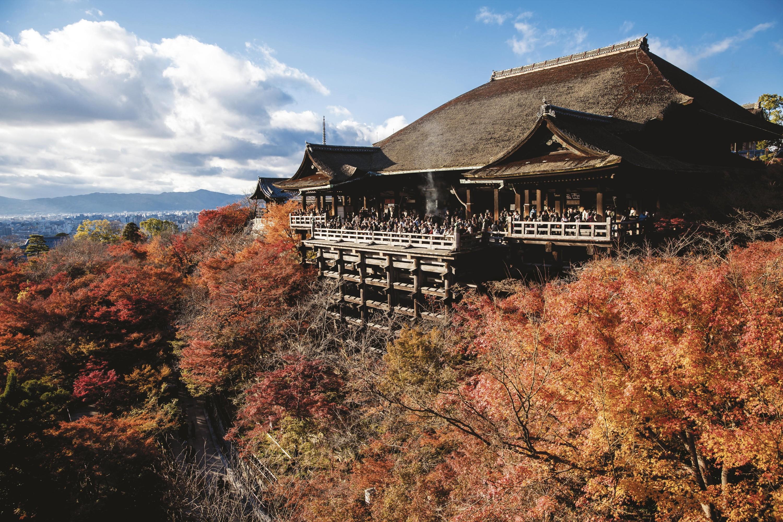 <stamp theme='his-green2'>Doc. 2</stamp> Prier dans une montagne sacrée à Kyoto (Japon)