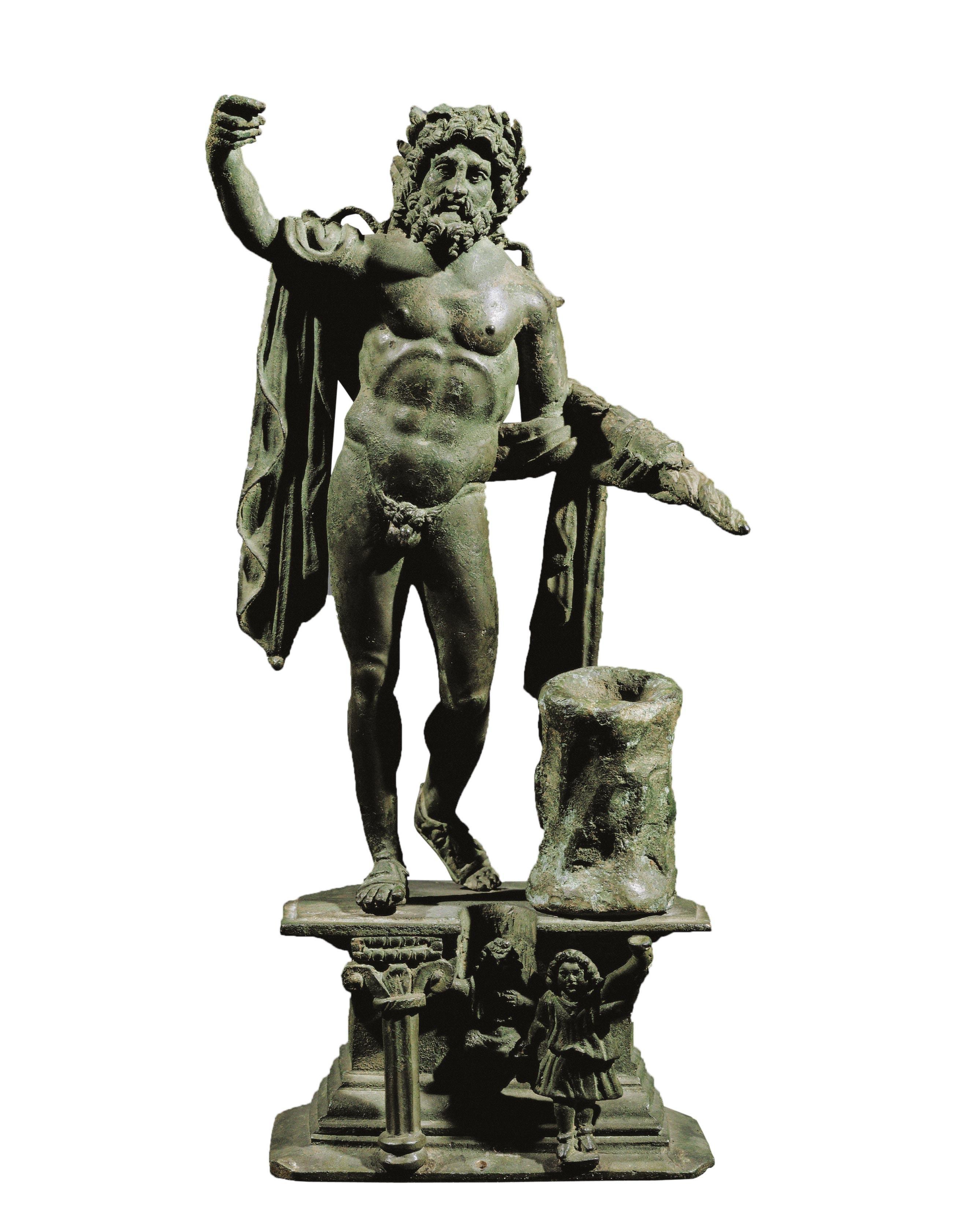 <stamp theme='his-green2'>Doc. 2</stamp> Jupiter annonce la fondation de Rome