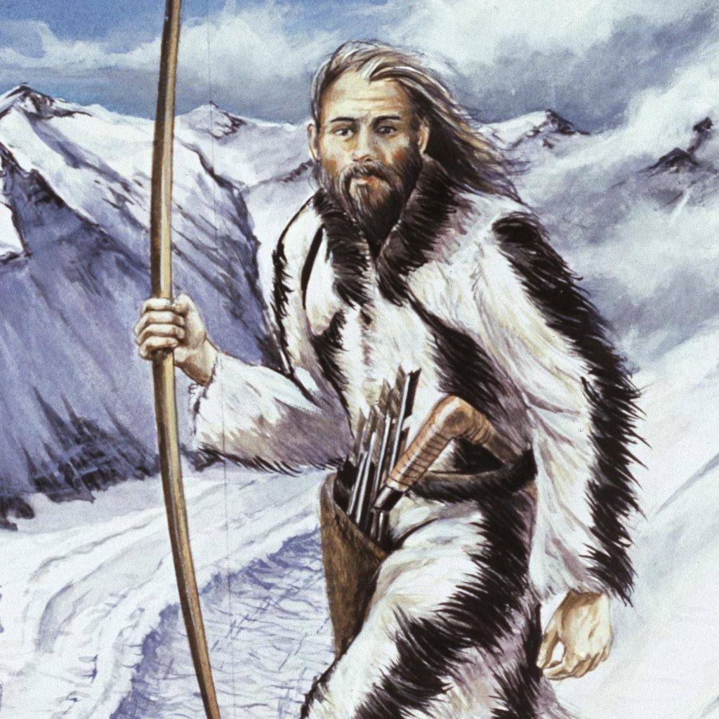 Ötzi (mort vers 3 255 avant J.-C.)