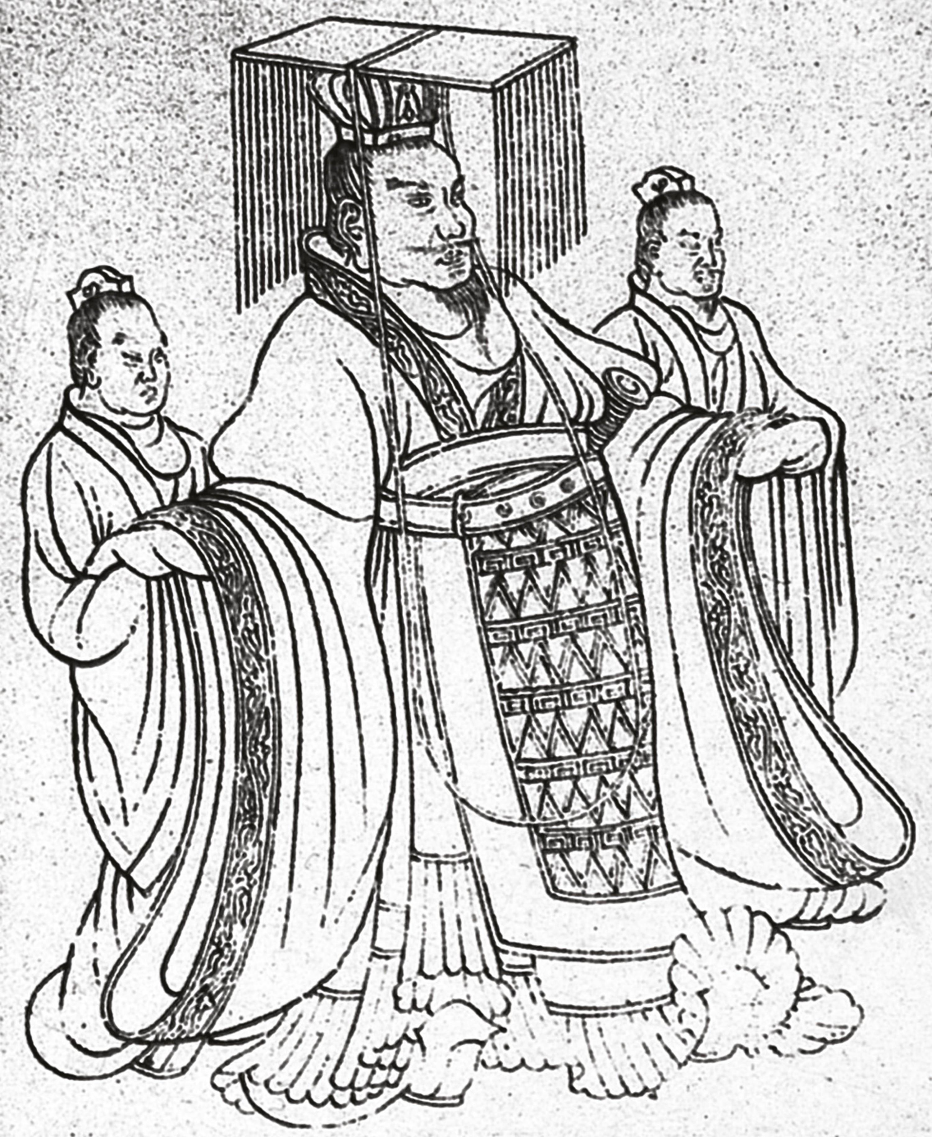 Han Wudi (141-87 avant J.-C.)