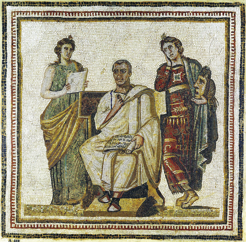 <stamp theme='his-green2'>Doc. 1</stamp> Virgile raconte les origines légendaires de Rome