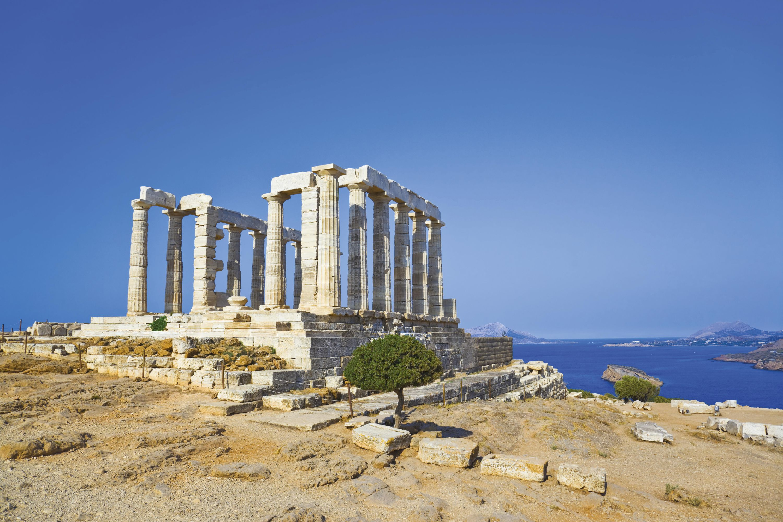Un paysage grec