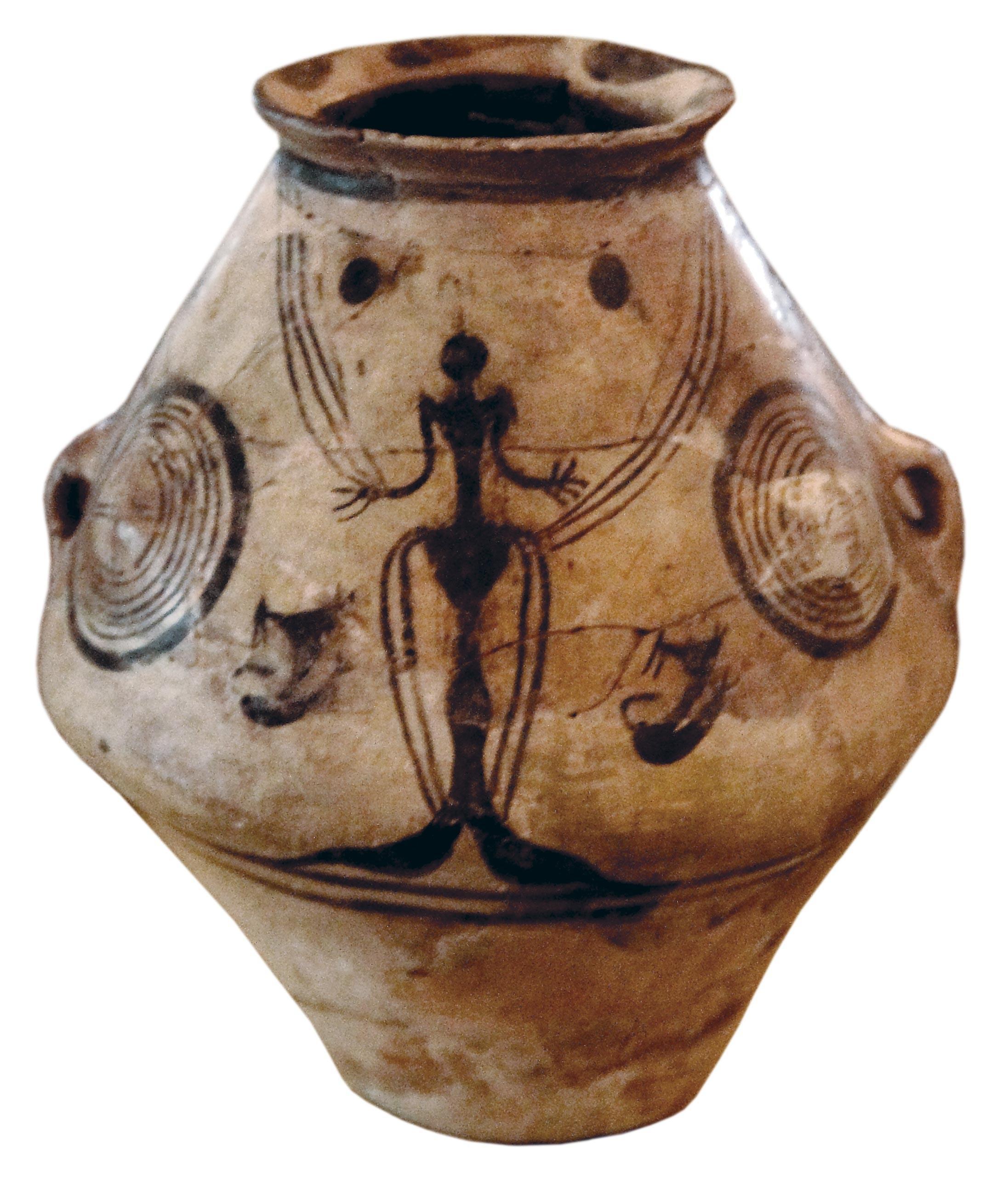<stamp theme='his-green2'>Doc. 4</stamp> Un vase néolithique
