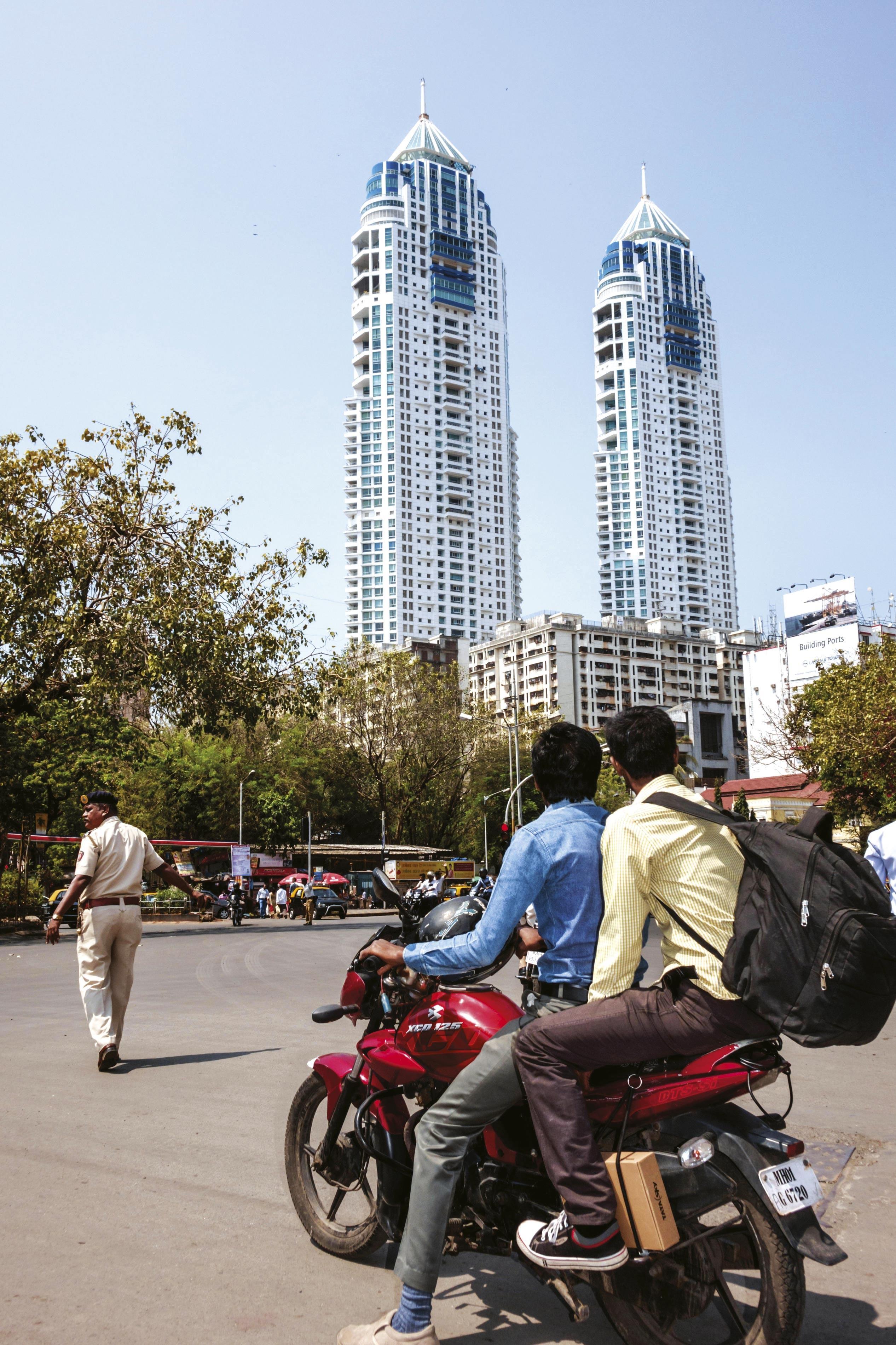 <stamp theme='his-green2'>Doc. 5</stamp> Se loger à Mumbai