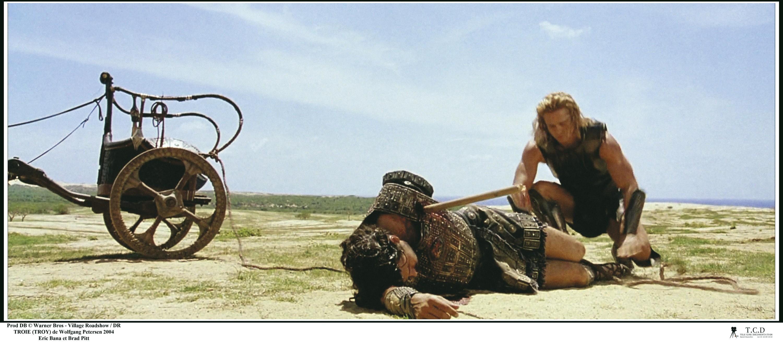 <stamp theme='his-green2'>Doc. 4</stamp> Scène du film Troie