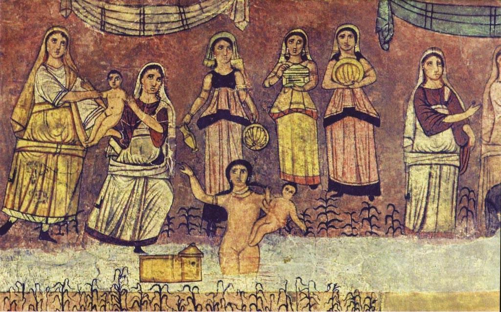 <stamp theme='his-green2'>Doc. 4</stamp> Un récit biblique et un récit assyrien