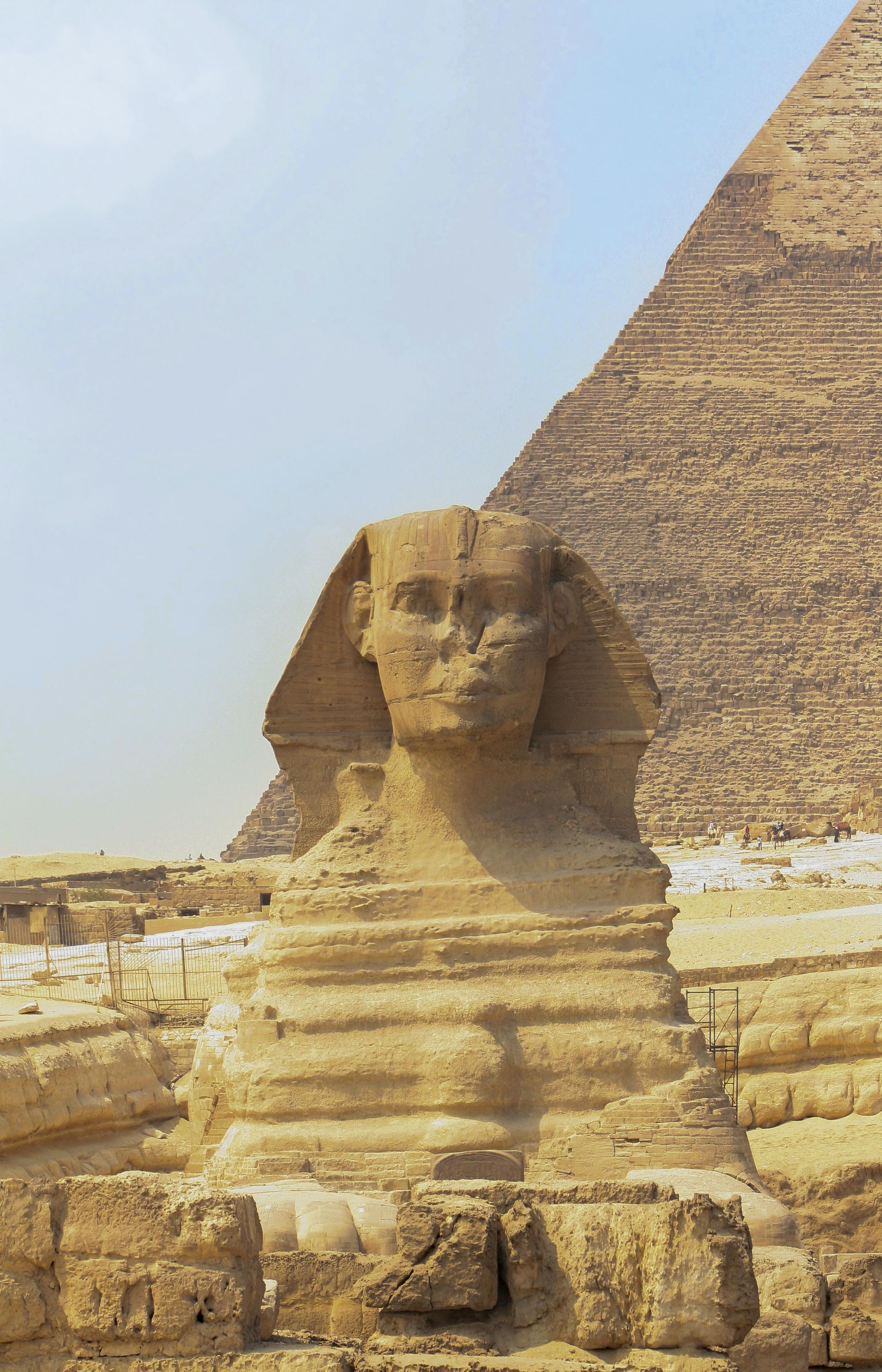<stamp theme='his-green2'>Doc. 1</stamp> Le Grand Sphinx