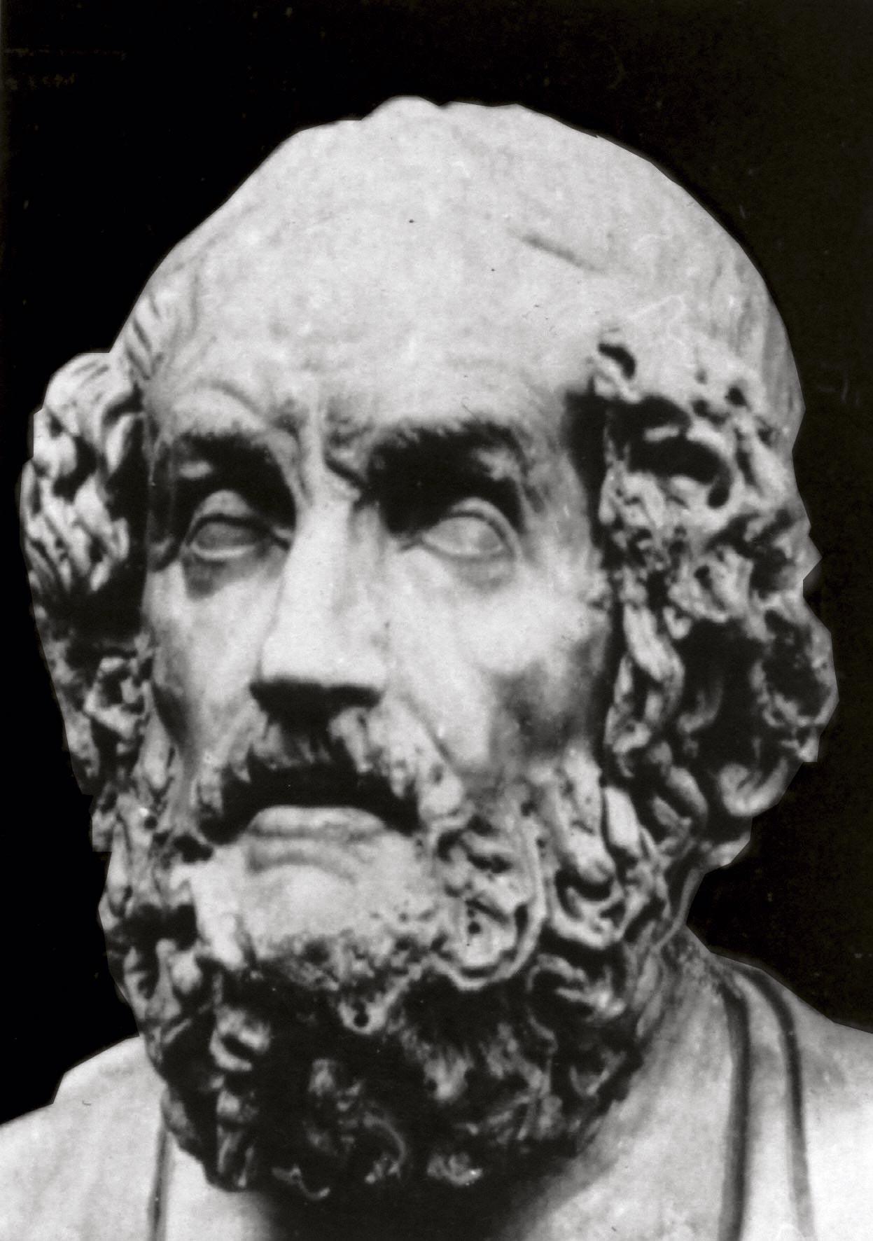 Homère (VIIIᵉ siècle avant J.-C.)