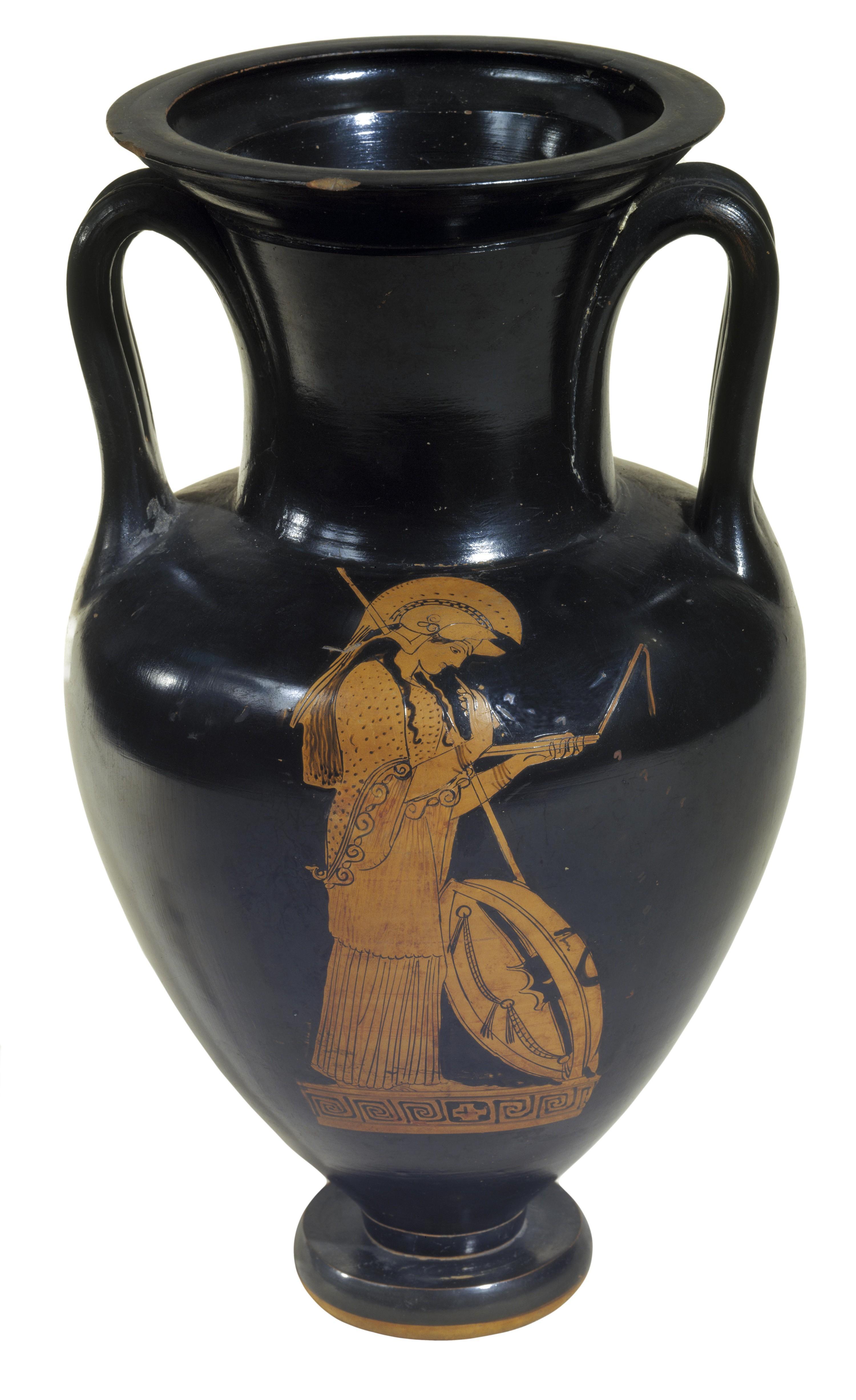Représentation d'Athéna