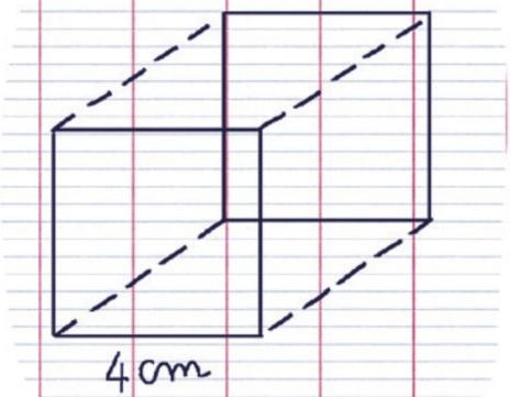 Graphique lié à l'exercice 39