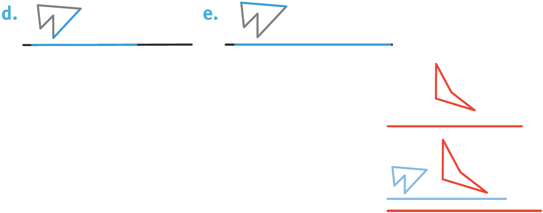 Refaire : Comparer les périmètres de deux polygones.