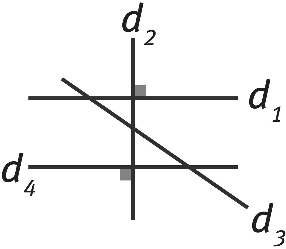 Refaire : Utiliser cette propriété pour montrer que des droites sont parallèles.
