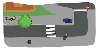 Graphique lié à l'exercice 22