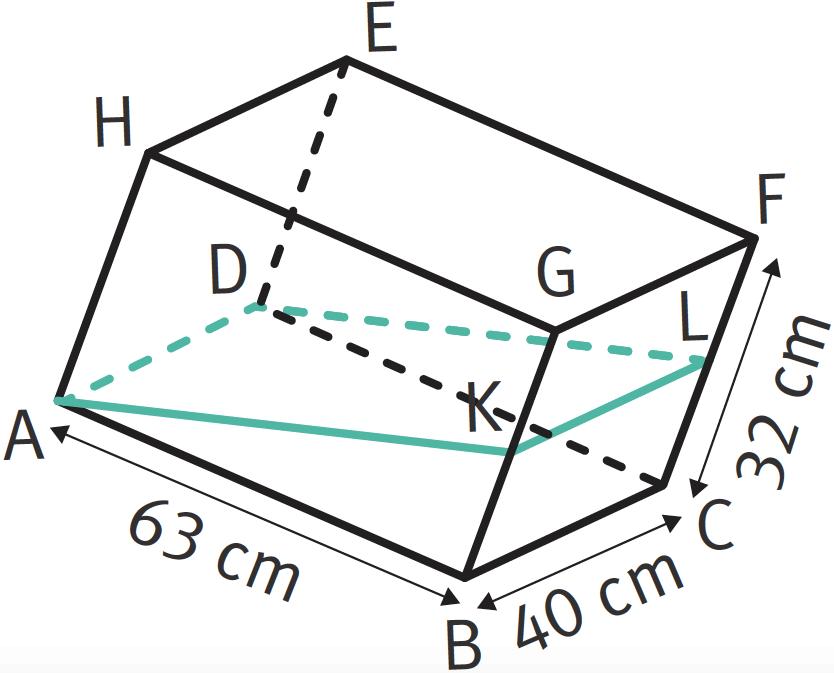 Graphique lié à l'exercice 1
