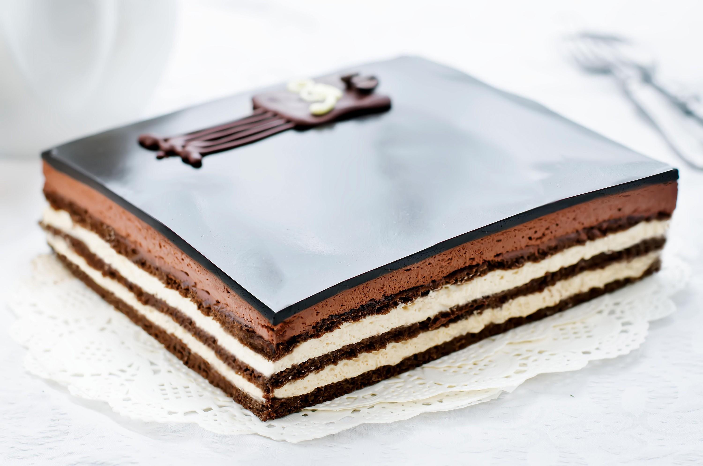 L'art de découper un gâteau