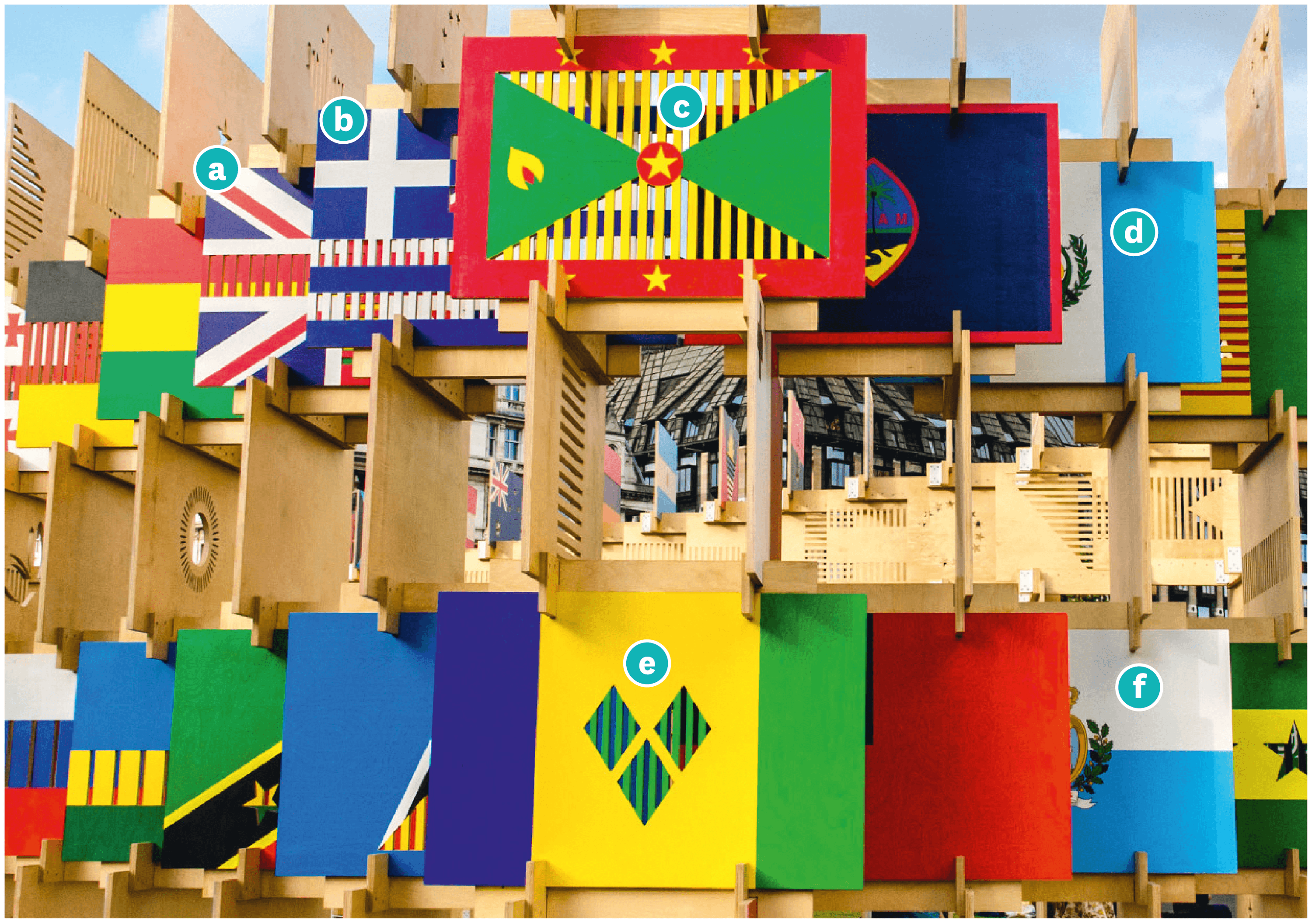 <stamp theme='esp-blue'>Doc. 1</stamp> House of Flags