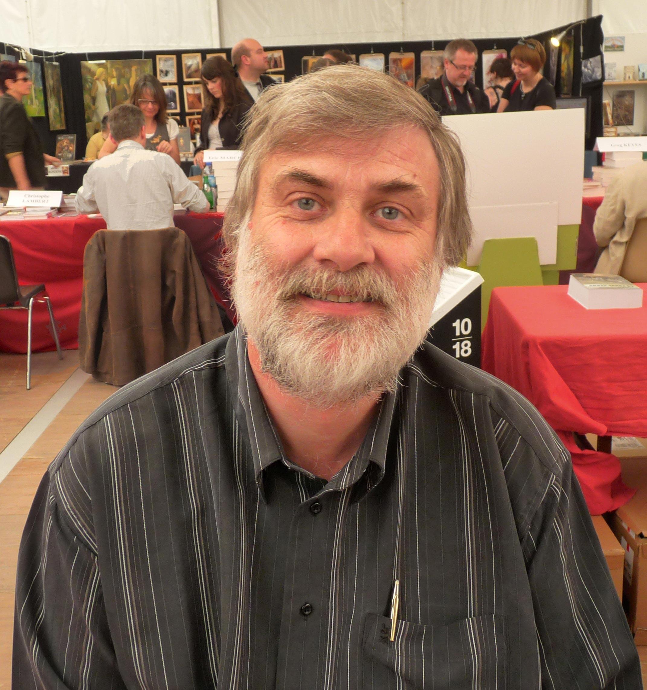 Alain Grousset.