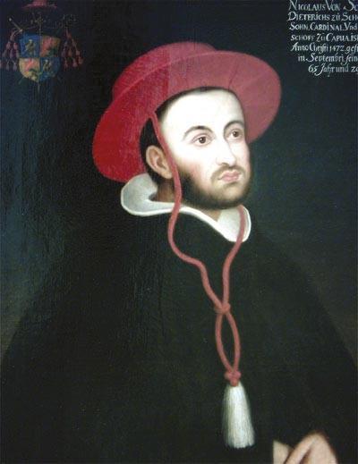 Nikolaus von Shonberg