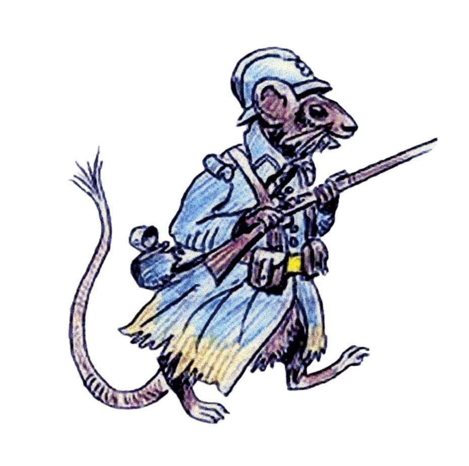 Mémoire d'un rat
