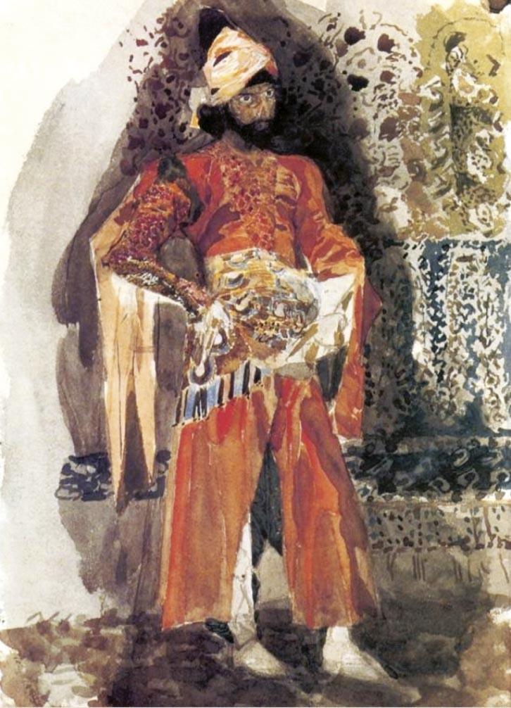 Ex. 13 Un prince persan