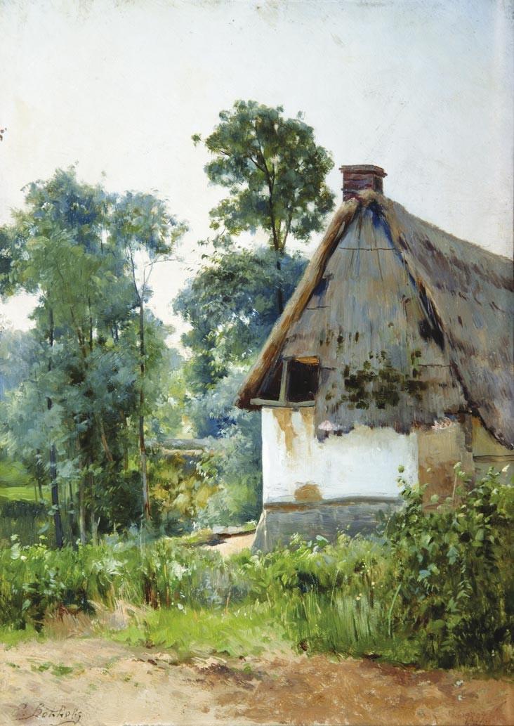 Ex. 6 Une auberge abandonnée