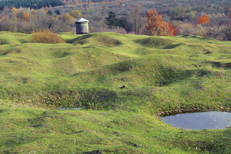 Verdun, après la guerre