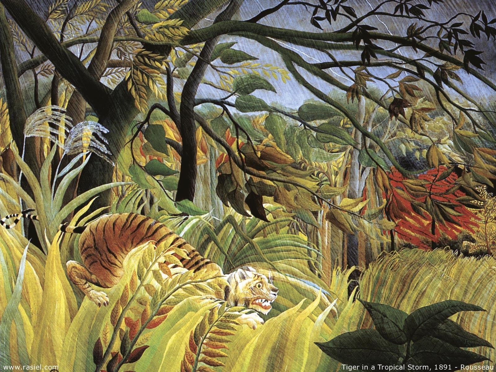 Ex. 11 Un tigre étrange