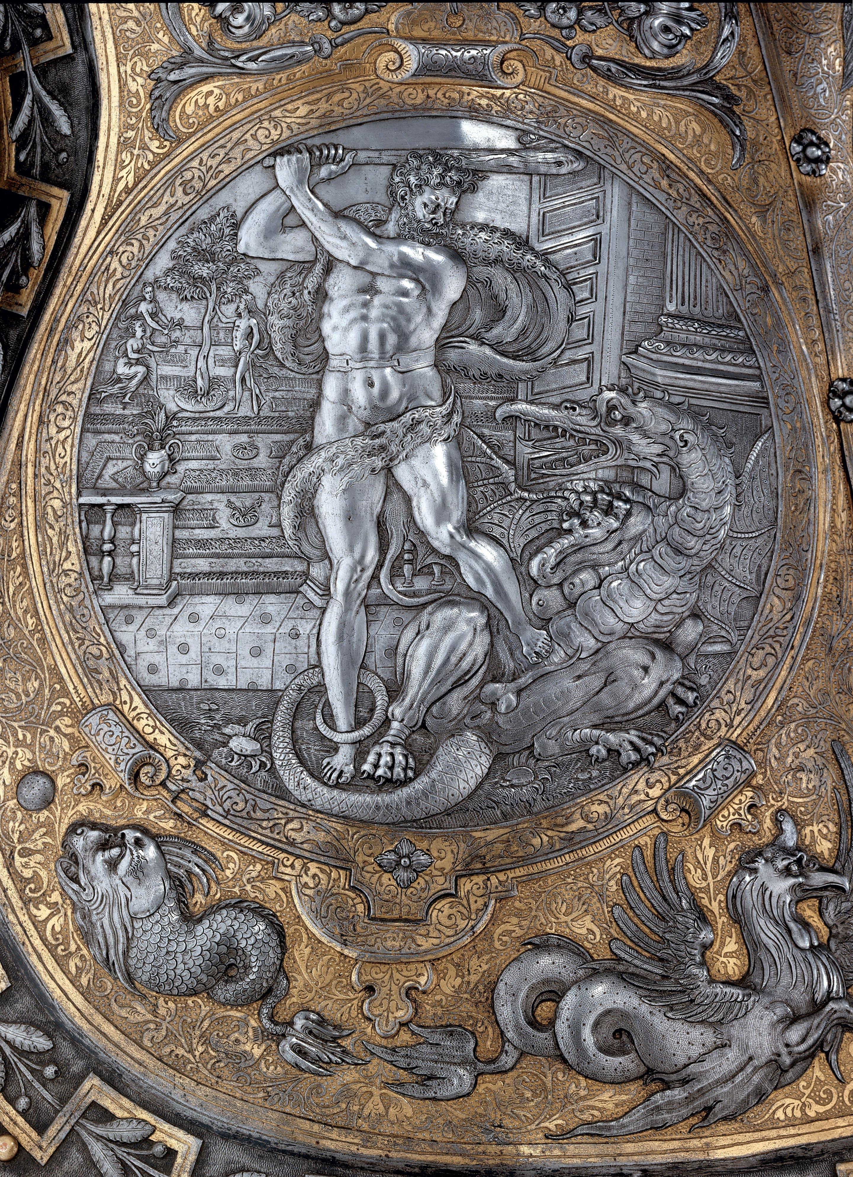 Armure d'Erik XIV de Suède
