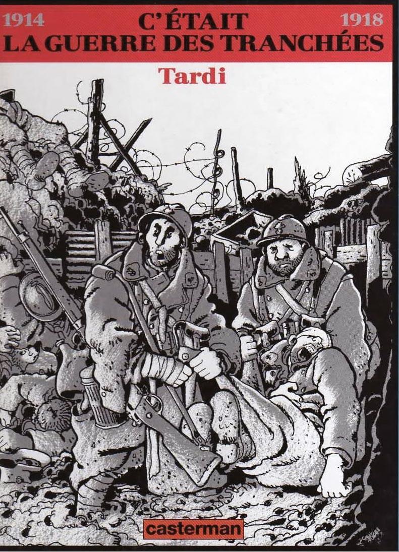 C'était la guerre des tranchées (BD)