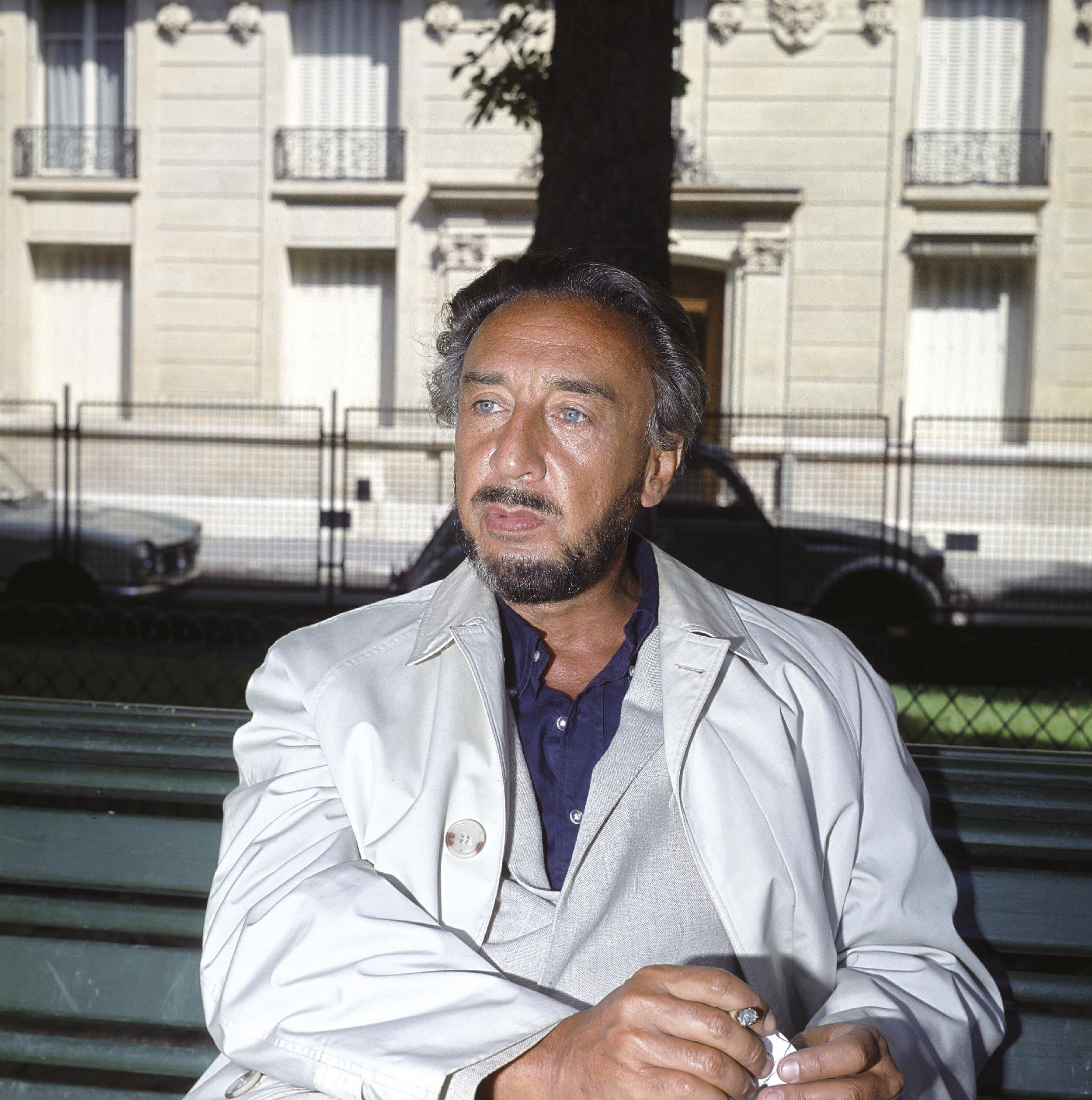 Romain Gary à Paris