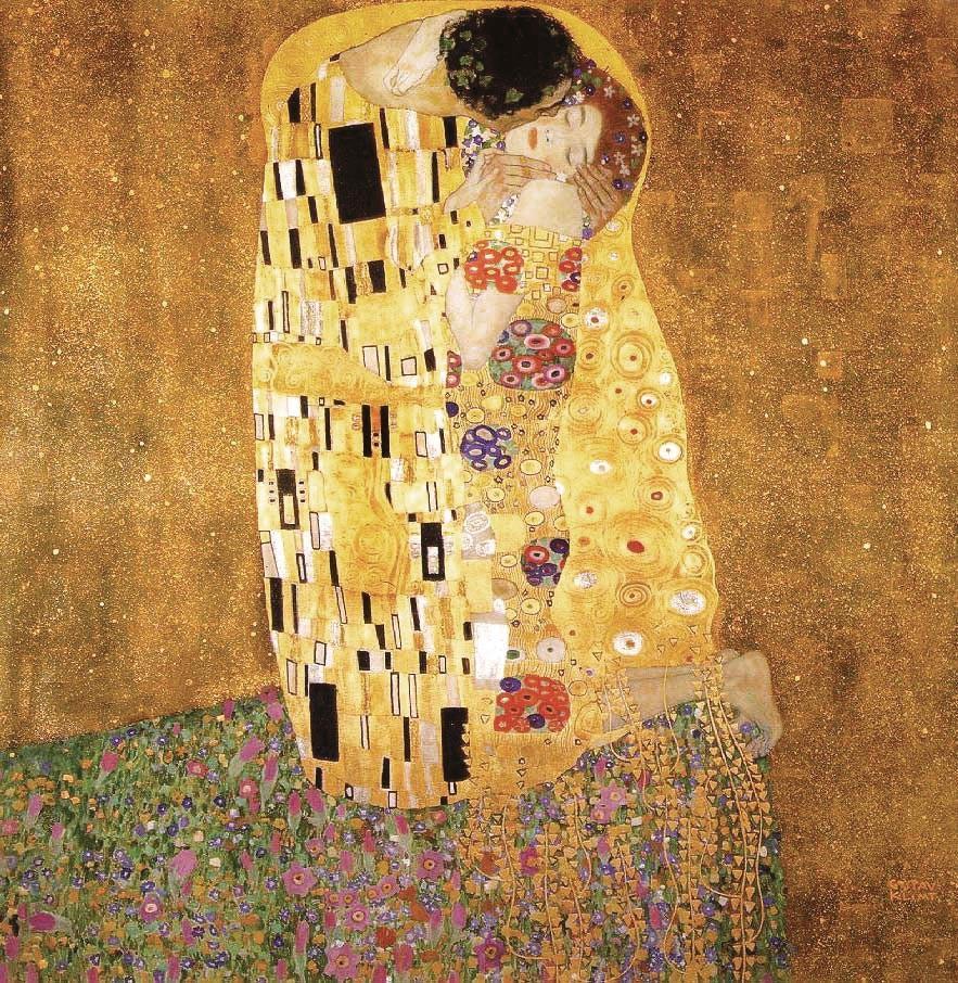 Un baiser lumineux