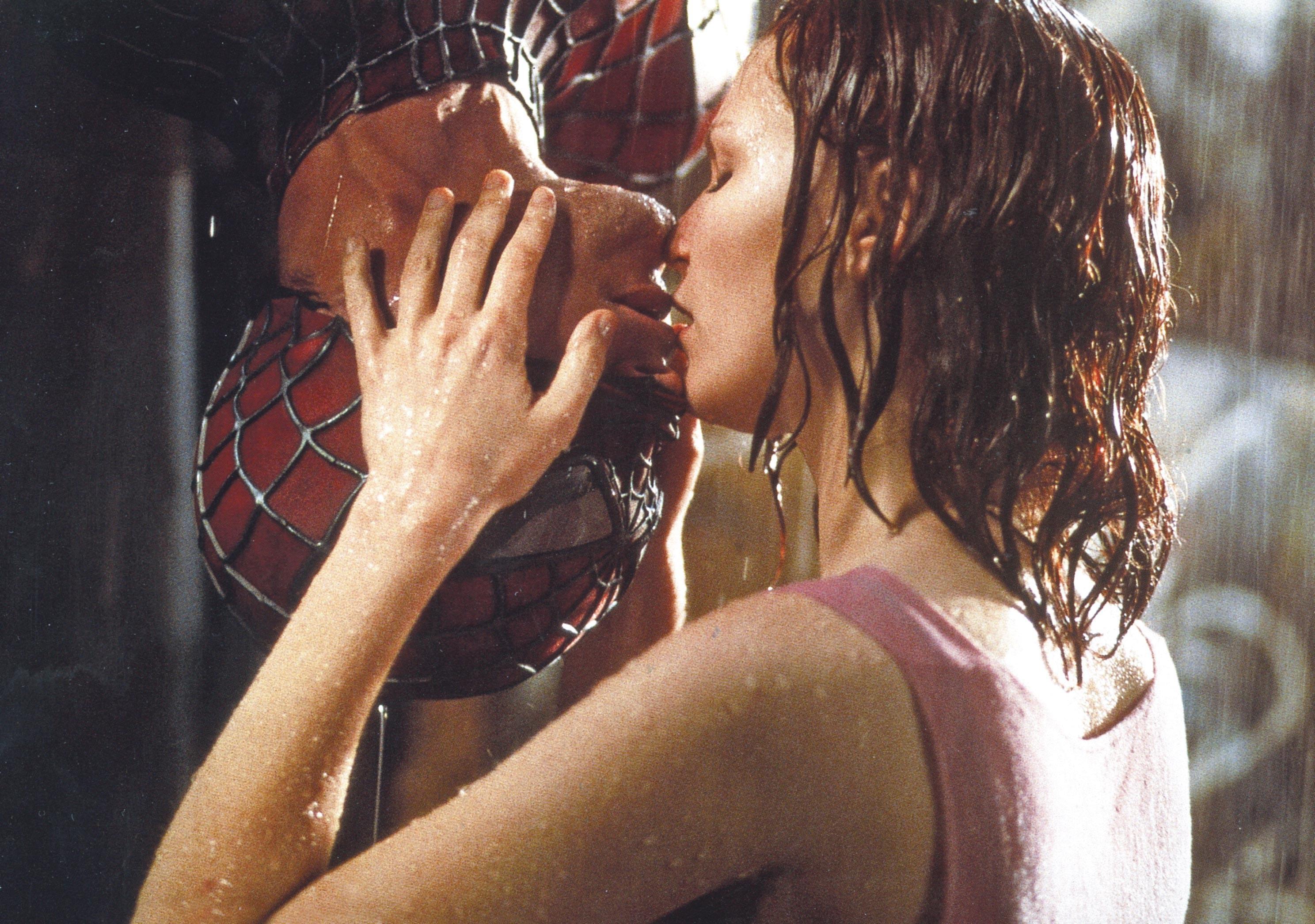 Un baiser renversant