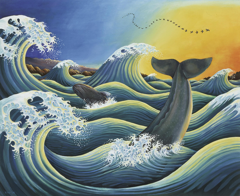 Éloge de la baleine