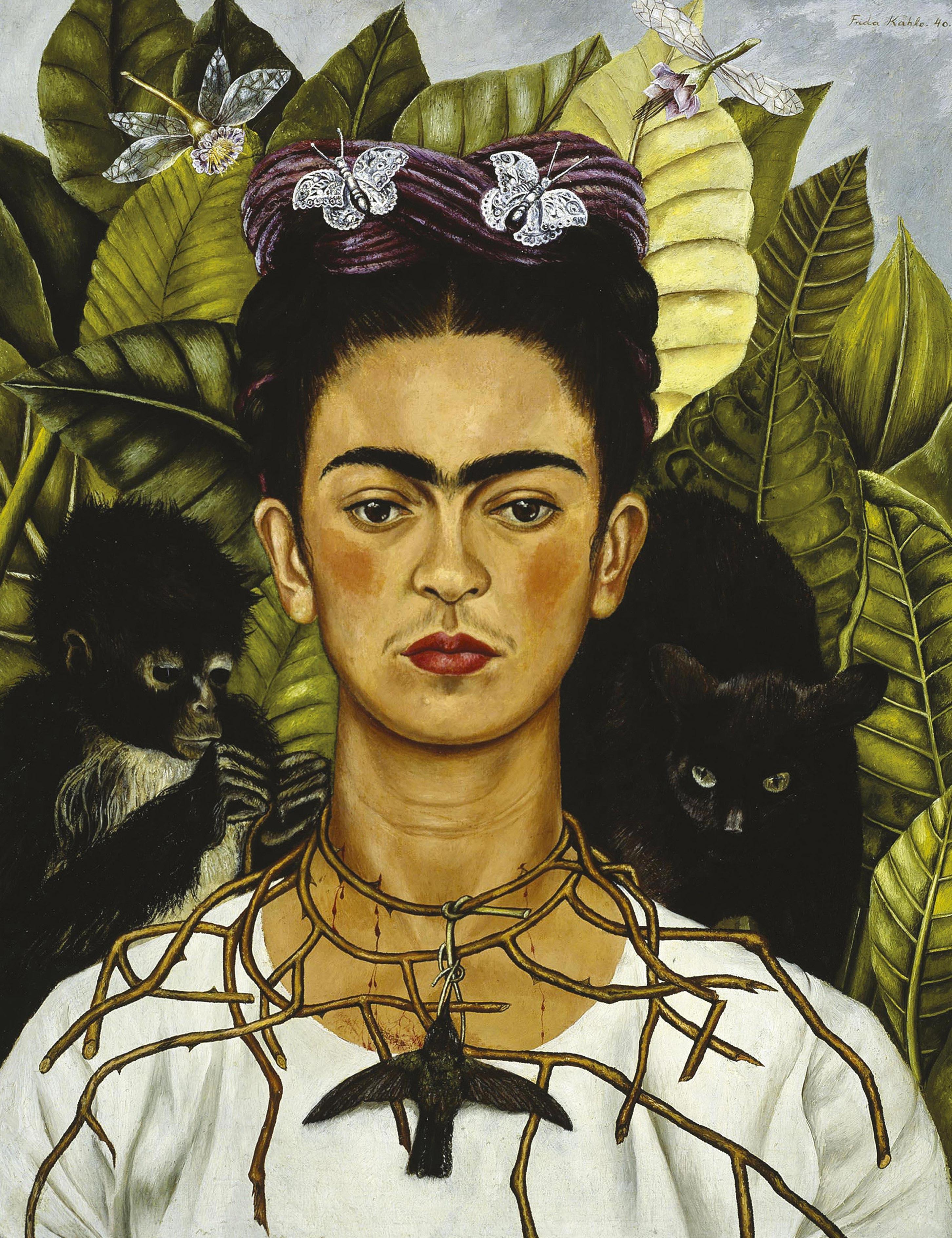 Kahlo et le Mexique