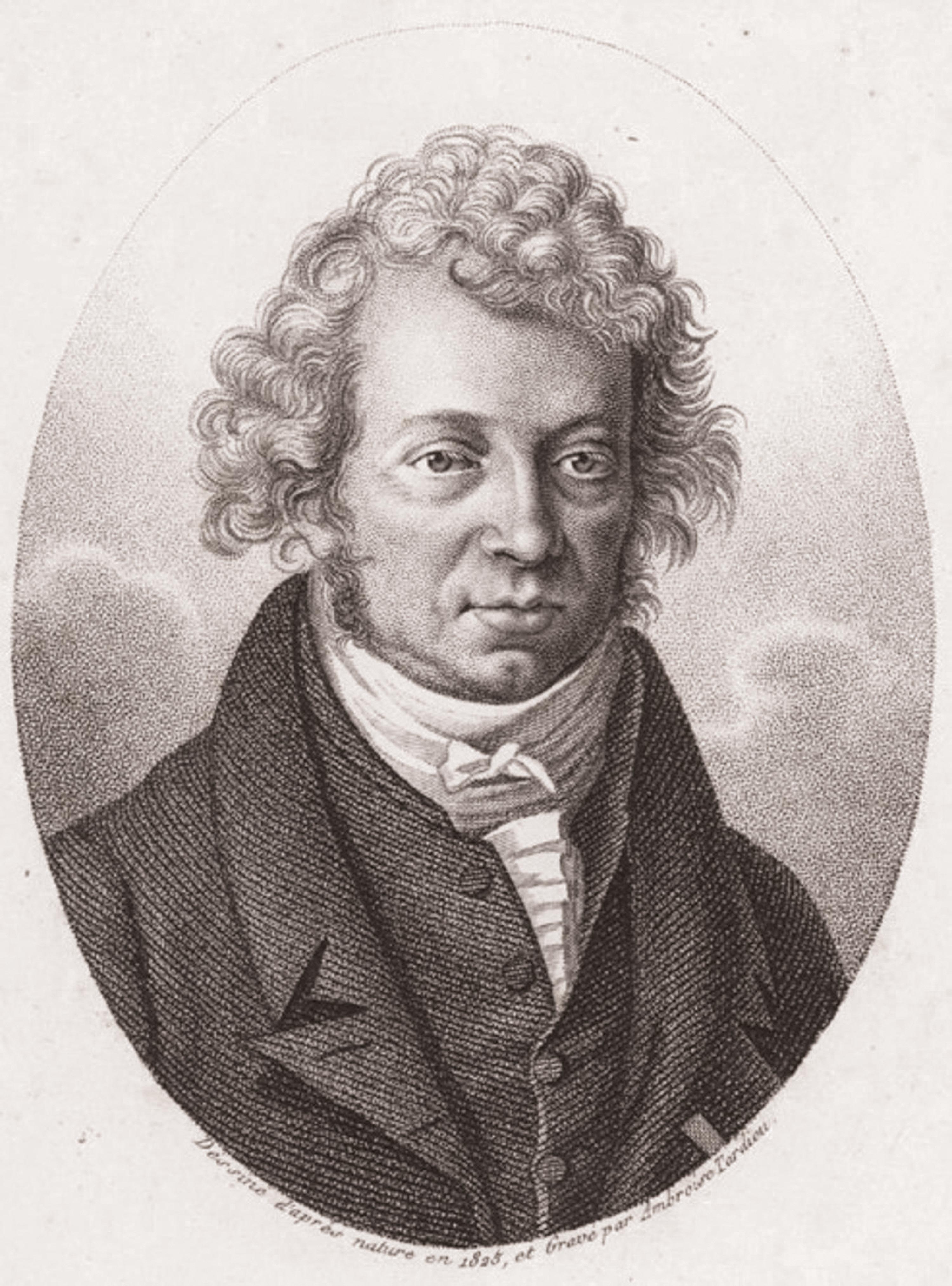 <stamp theme='pc-green1'>Doc. 1</stamp> André-Marie Ampère et la physique.