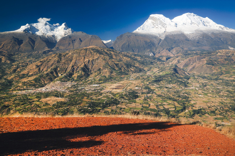Cordillera de los Andes, Perú