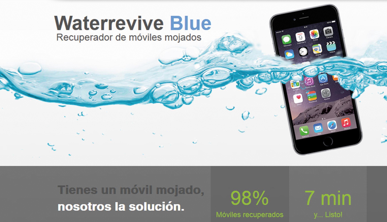 Startup española,WaterRevive, 2015